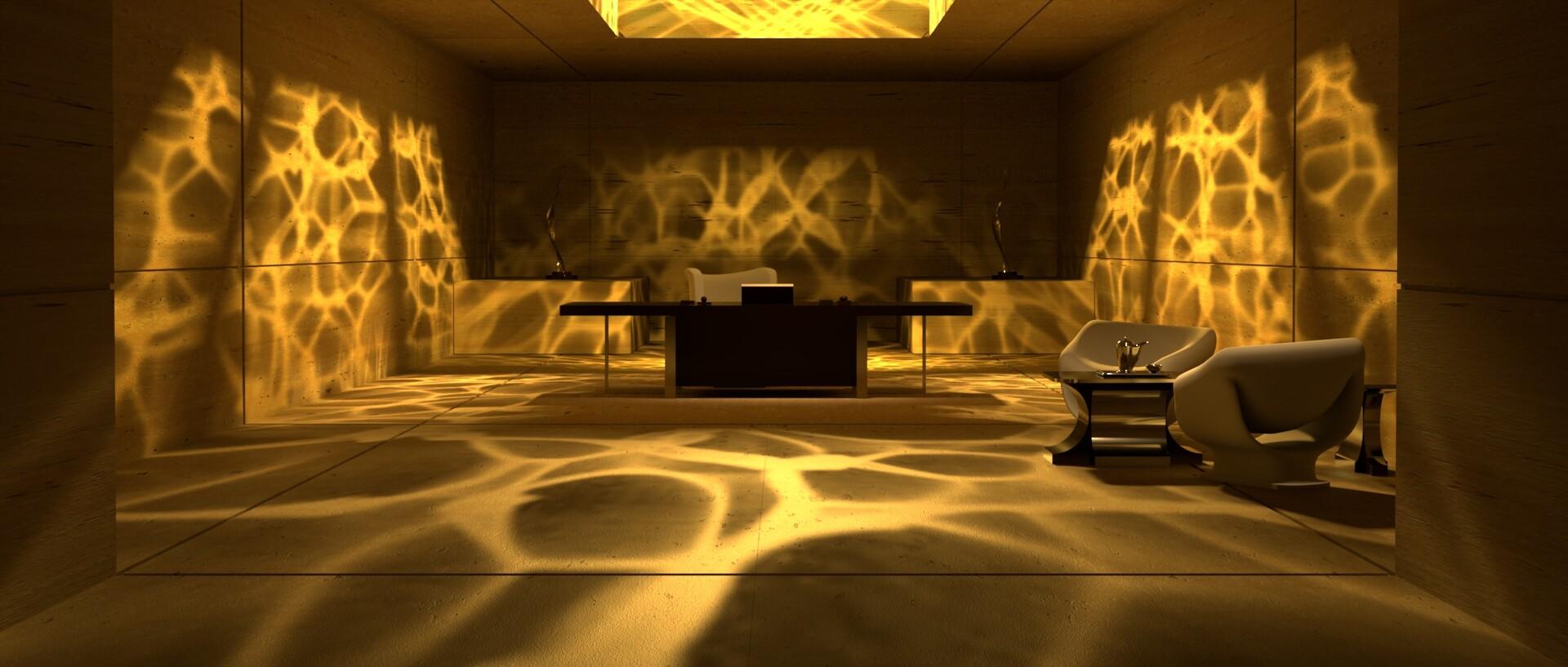 Artstation Blade Runner 2049 Mood Match Robin Mcnabb