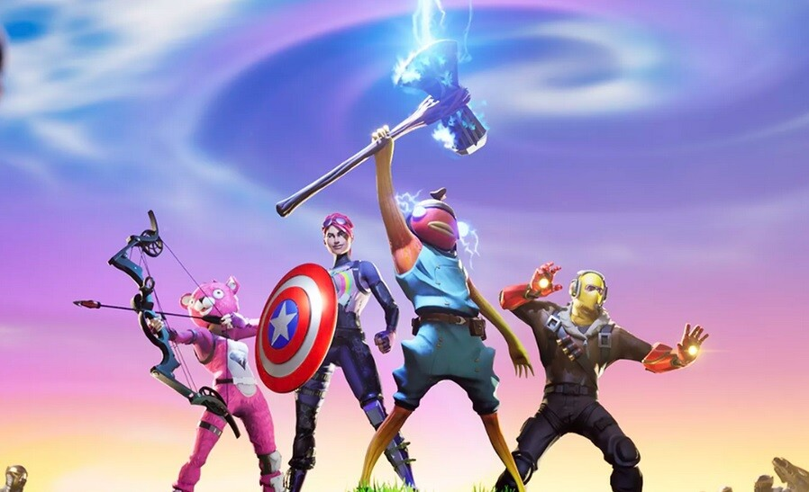 ArtStation - Fortnite Free Account Generator PS4 2019 with