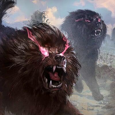 Svetlin velinov pack mastiff