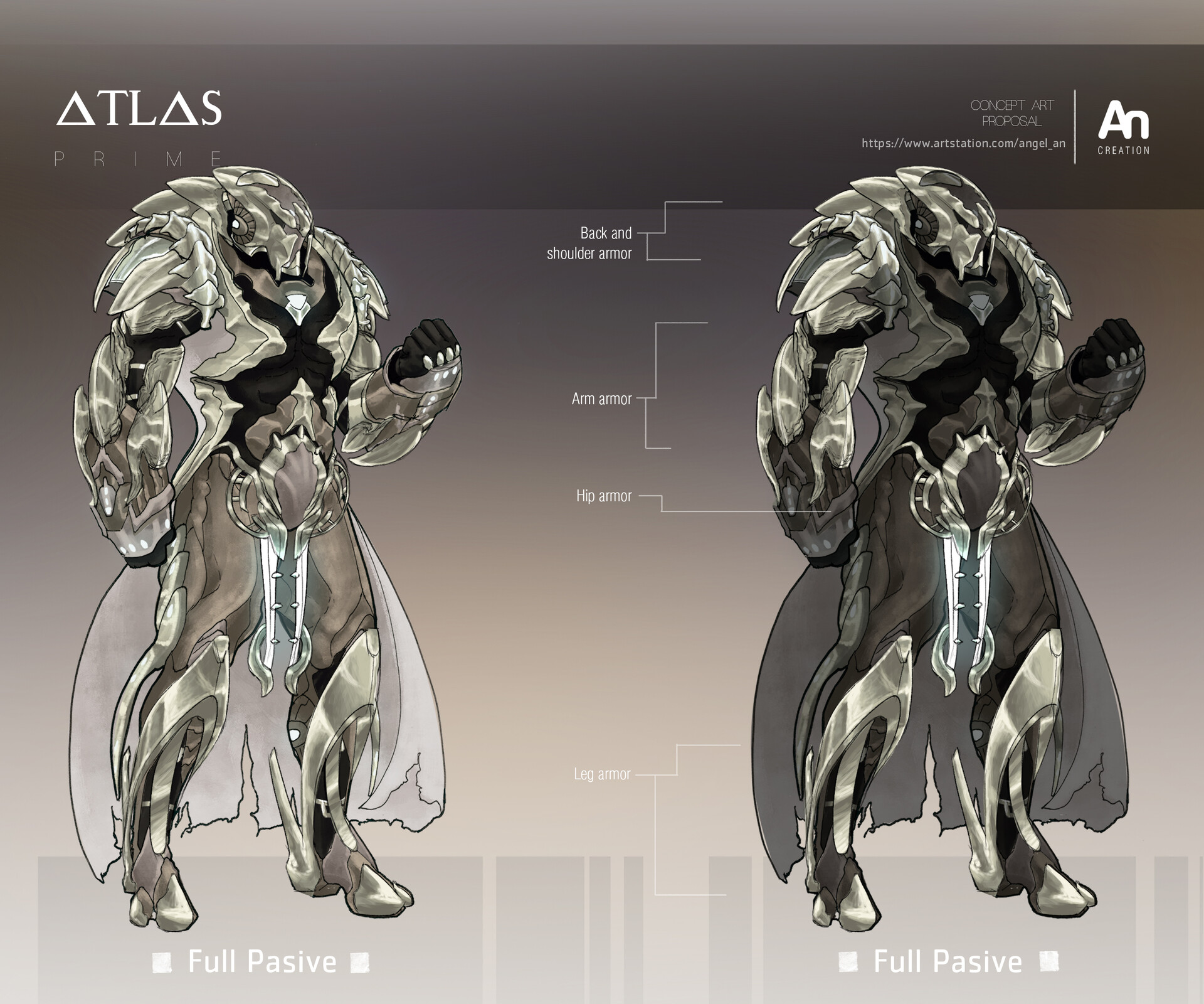 Since Atlas Prime Got A Different Visual General Discussion Warframe Forums Warframe deluxe skin concept art for the atlas warframe. since atlas prime got a different