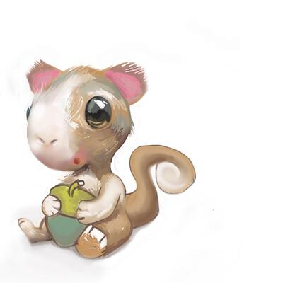 Kelly johnson johnsonkelly squirrel