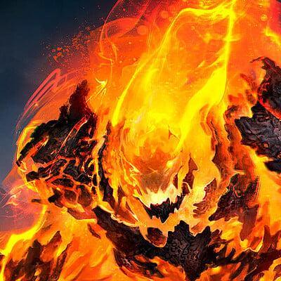 Svetlin velinov wildfire elemental