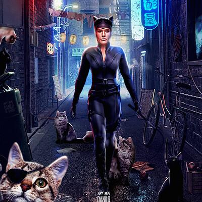 Danilo de almeida catwoman zingano