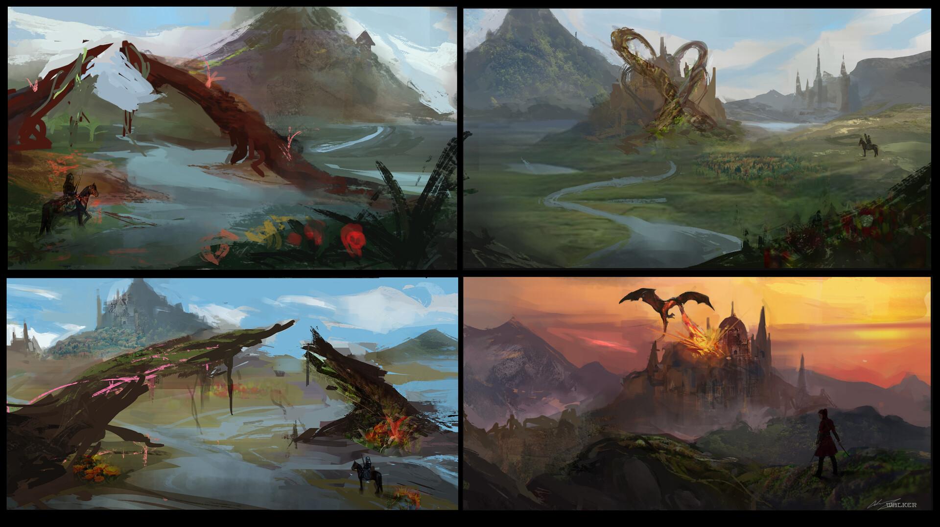 Temarius walker fantasy thumbnails revised 03