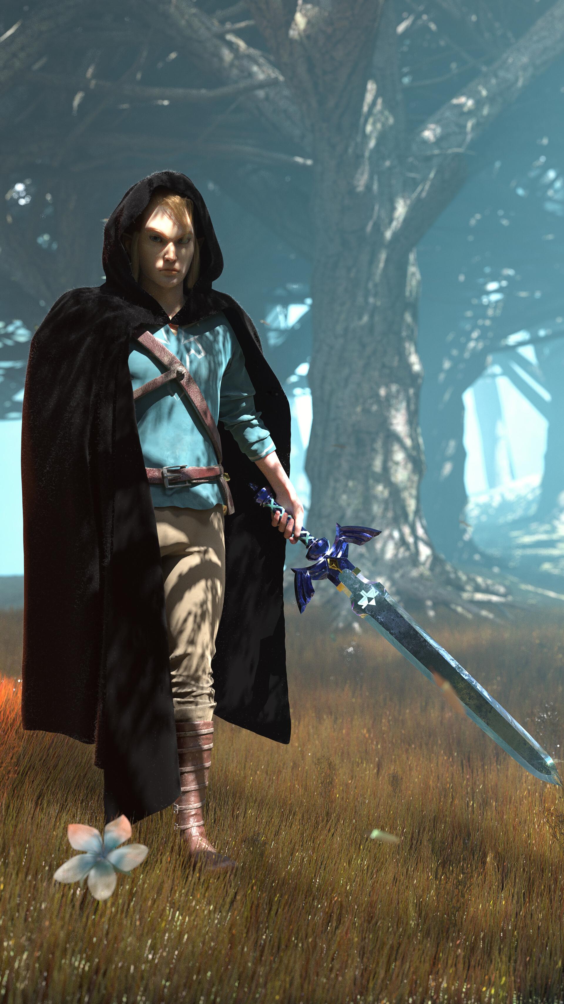 Youssef Hesham Link The Legend Of Zelda Breath Of The