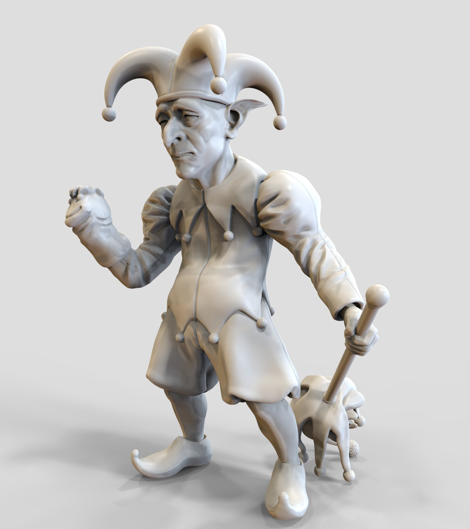 Andre de souza goblin jester 2