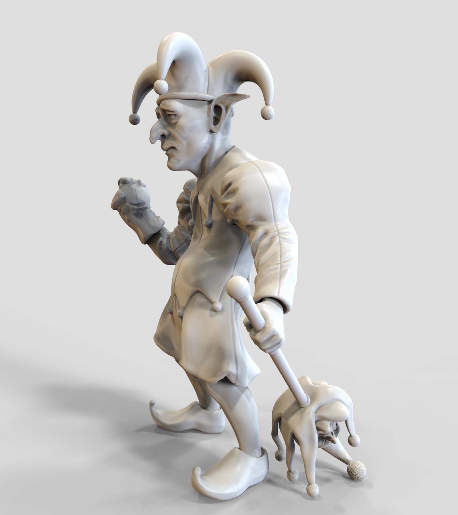 Andre de souza goblin jester 3
