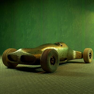 Vangelis choustoulakis concept vehicle 01
