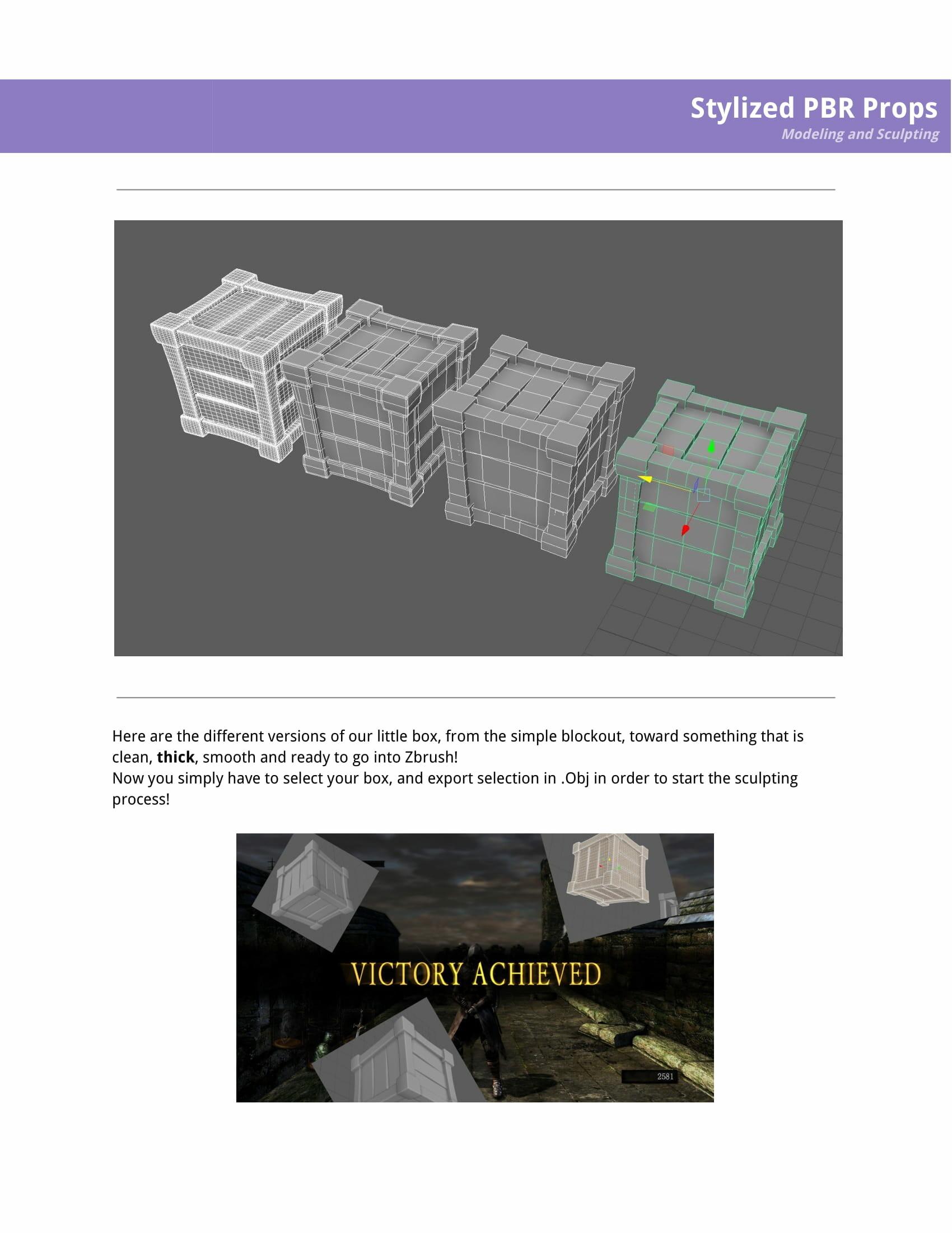 Romain durand 3d stylizedprops part 1 romaindurand 14
