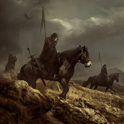 Bastien lecouffe deharme cultists on the storm web
