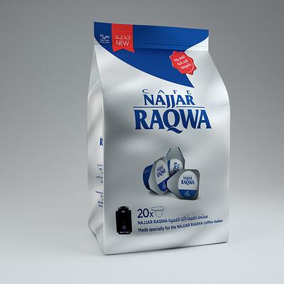 Cafe Najjar Raqwa