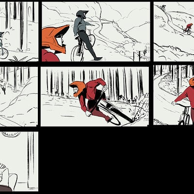 Peter klijn shimano comic 2