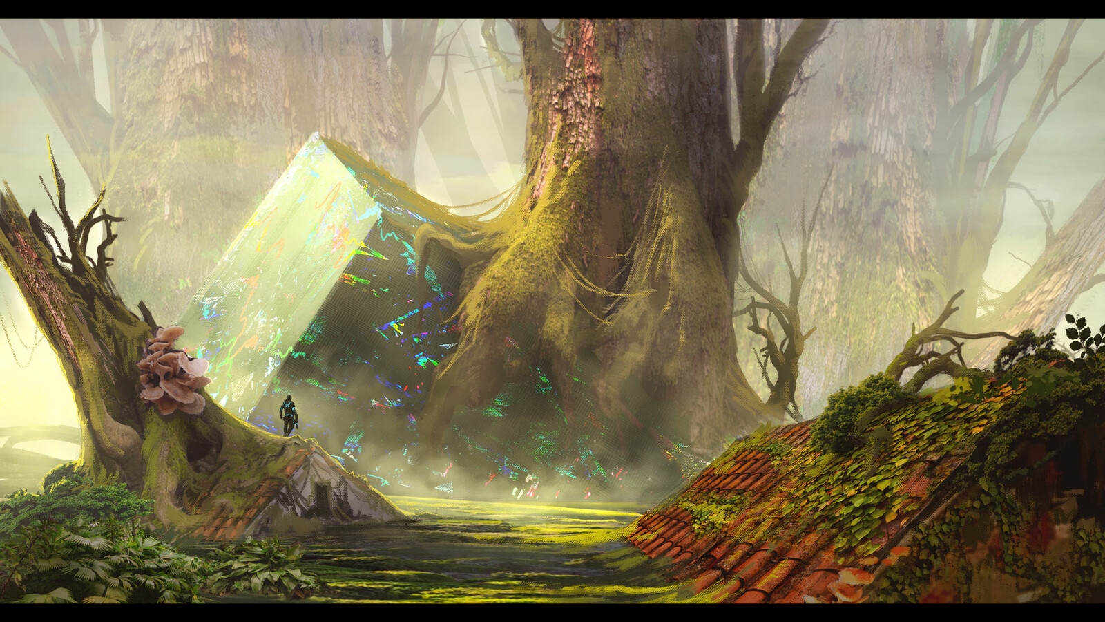 Project X-37 - Forest