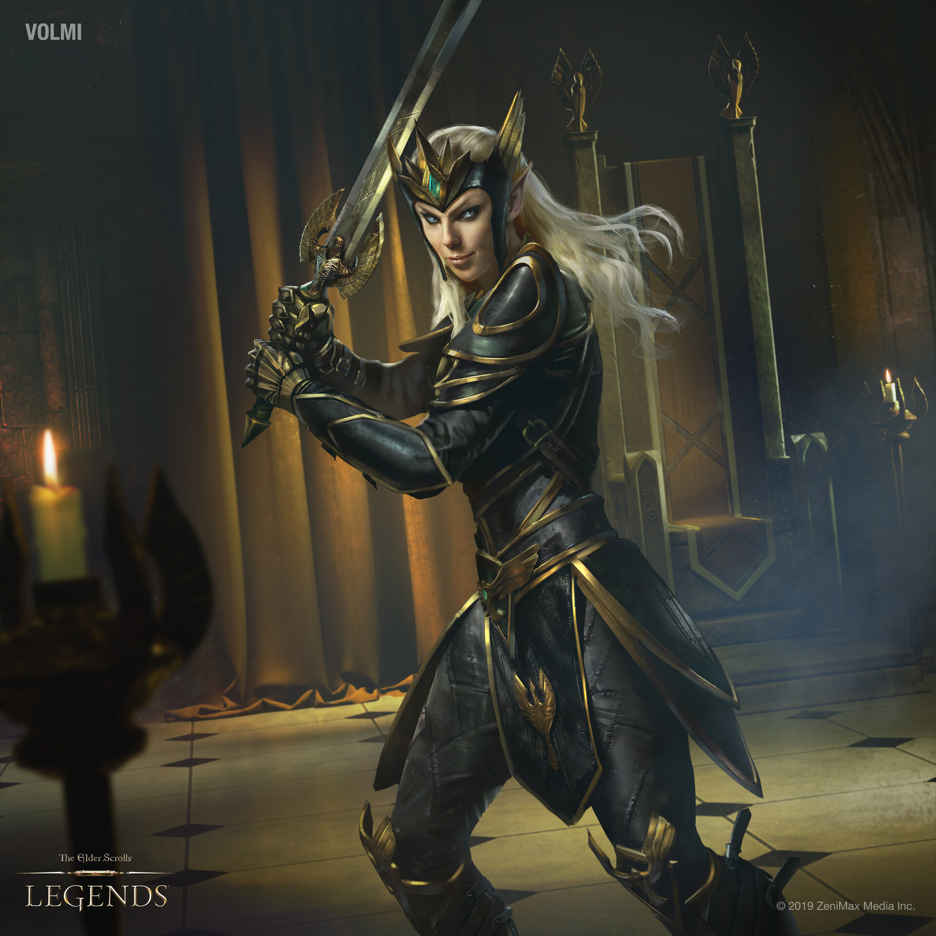 Arthur gurin ayrenn dominion queen
