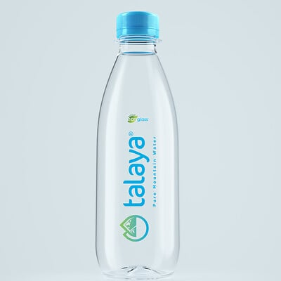 Talaya EcoGlass Bottle