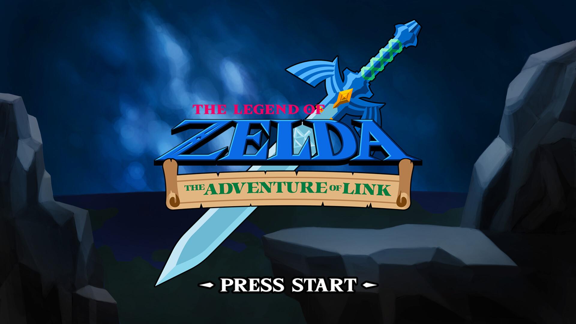 Daniel bernal zelda 2 the adventure of link 4