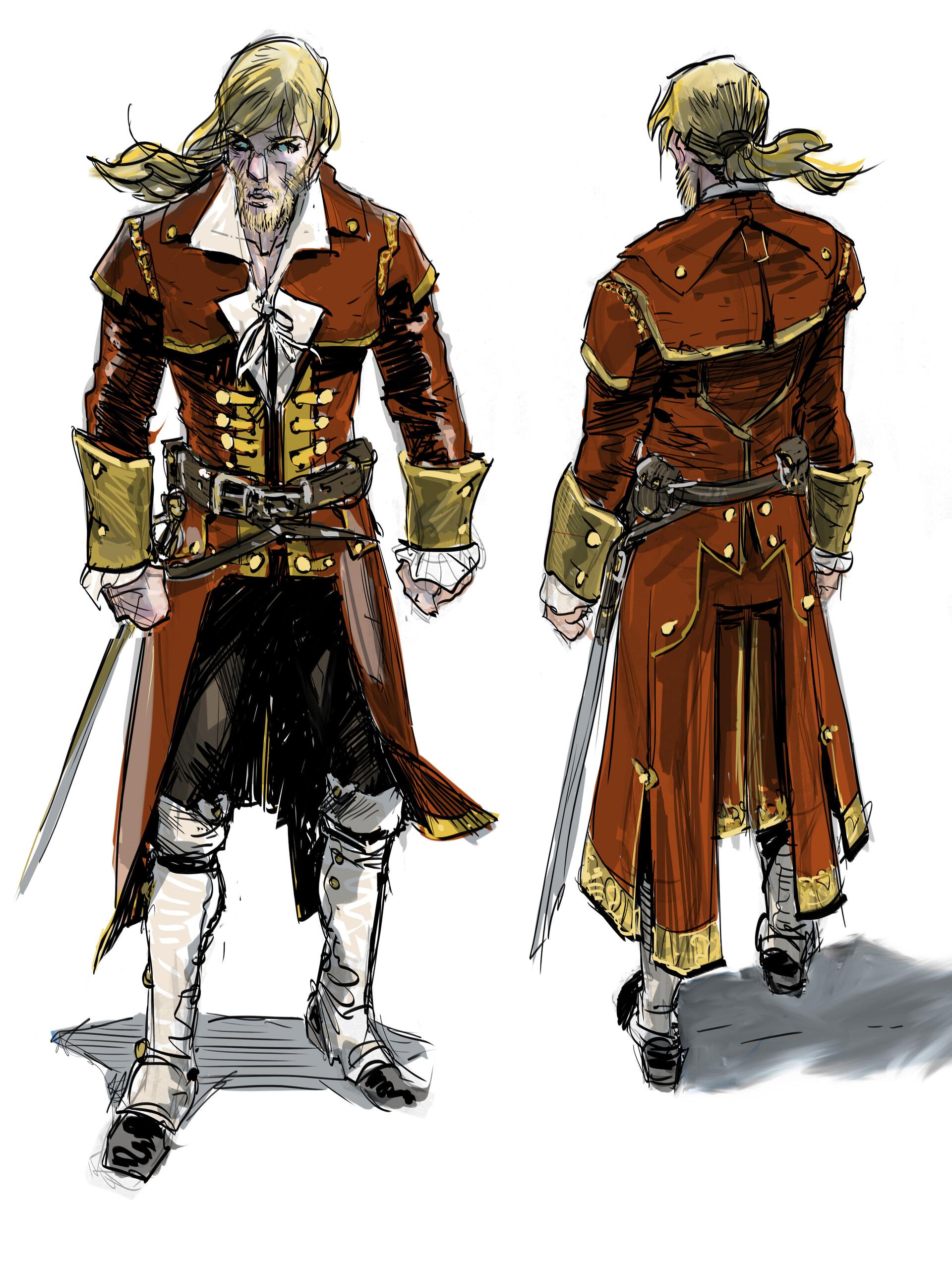 Jonas suit quick design
