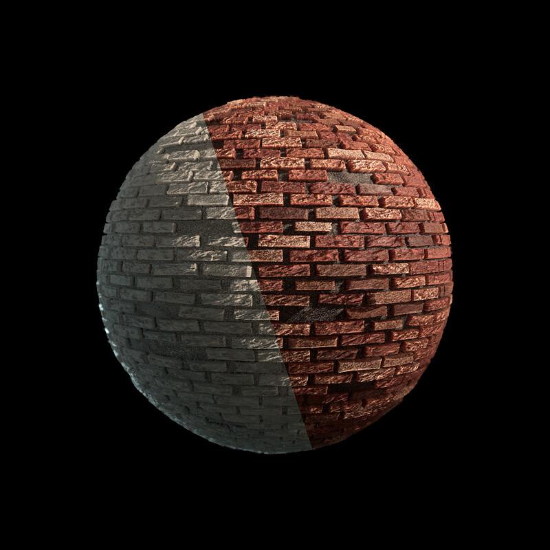 Brick Material Practice