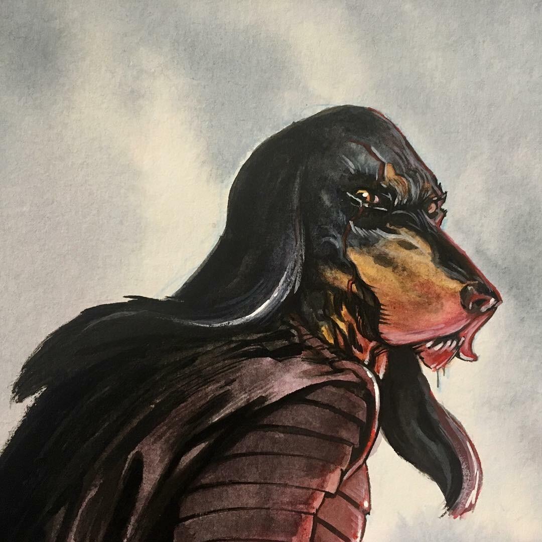 Kylo Bloodhound