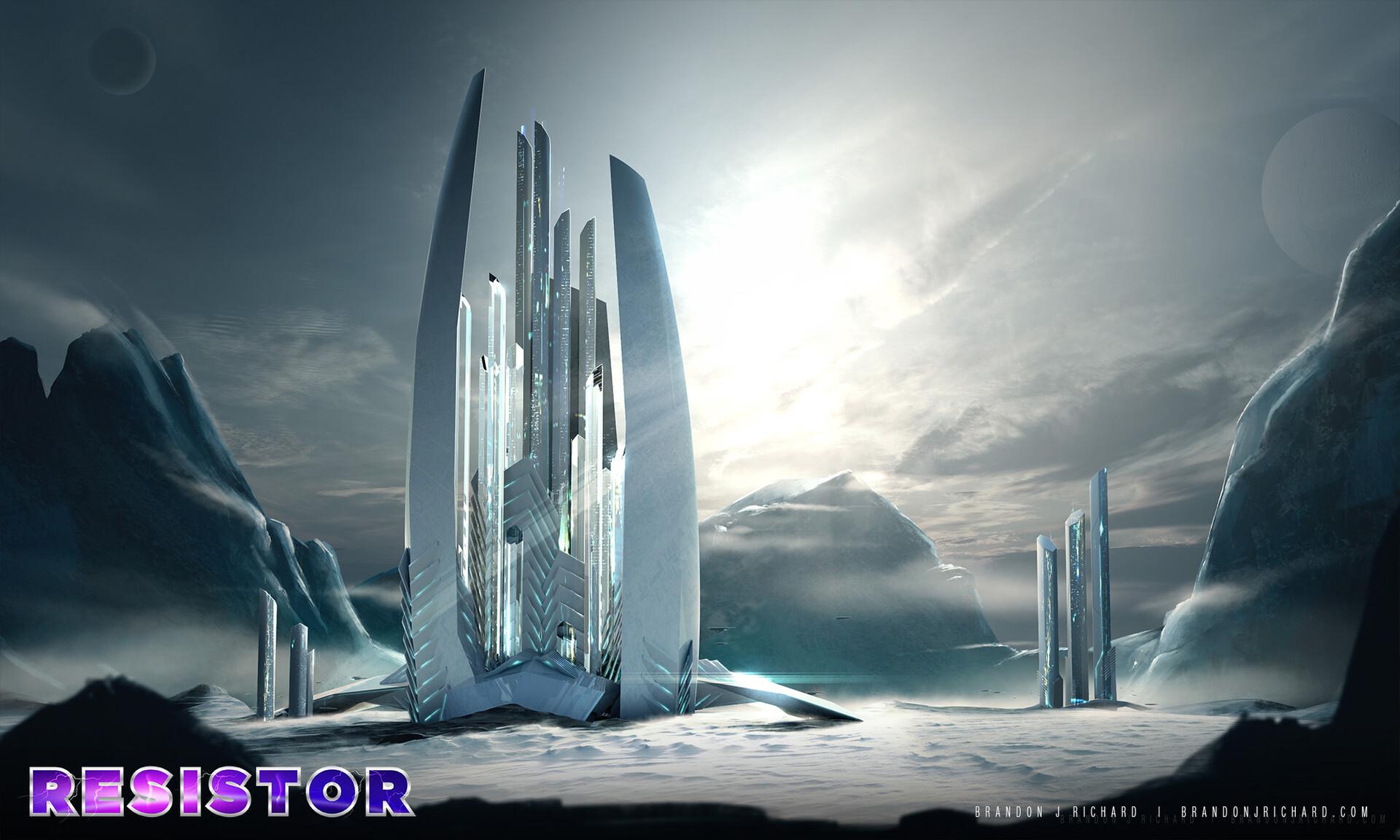 Brandon j richard resistor ice world brandon j richard