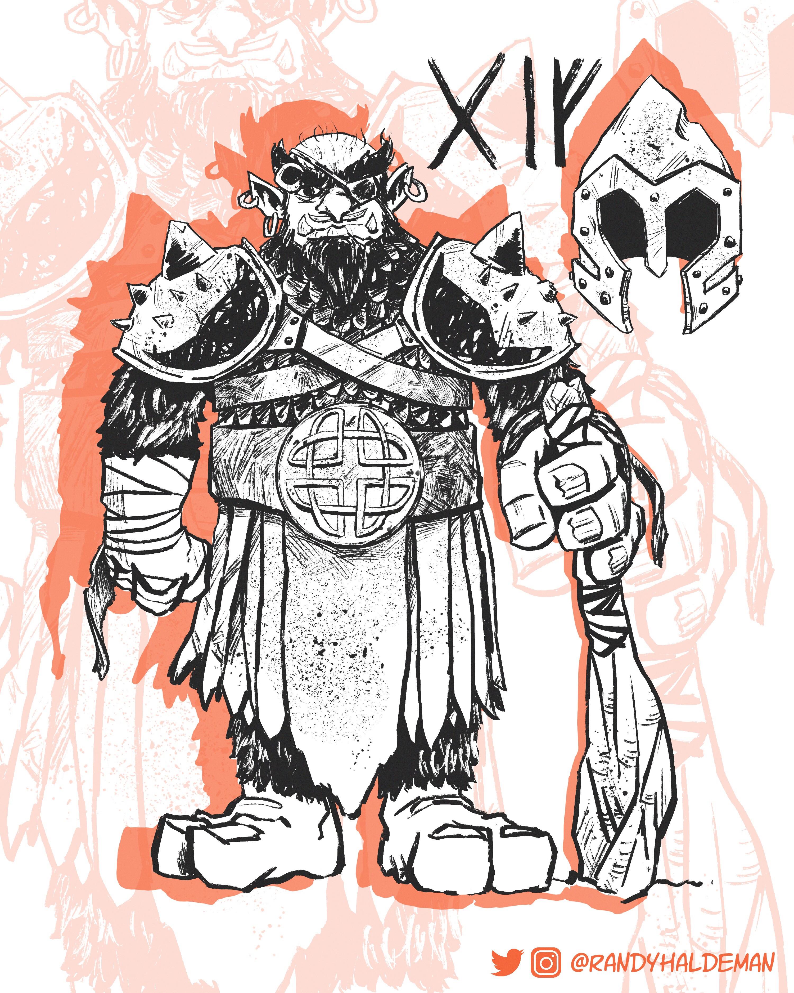 Gif, The Troll King.