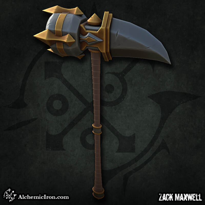 Zack maxwell hammer2
