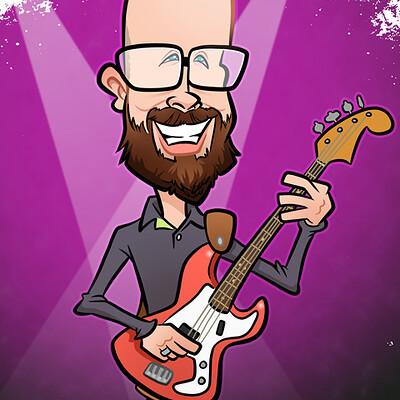 Steve rampton claudia bass