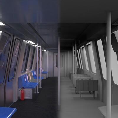 Rio de Janeiro Subway