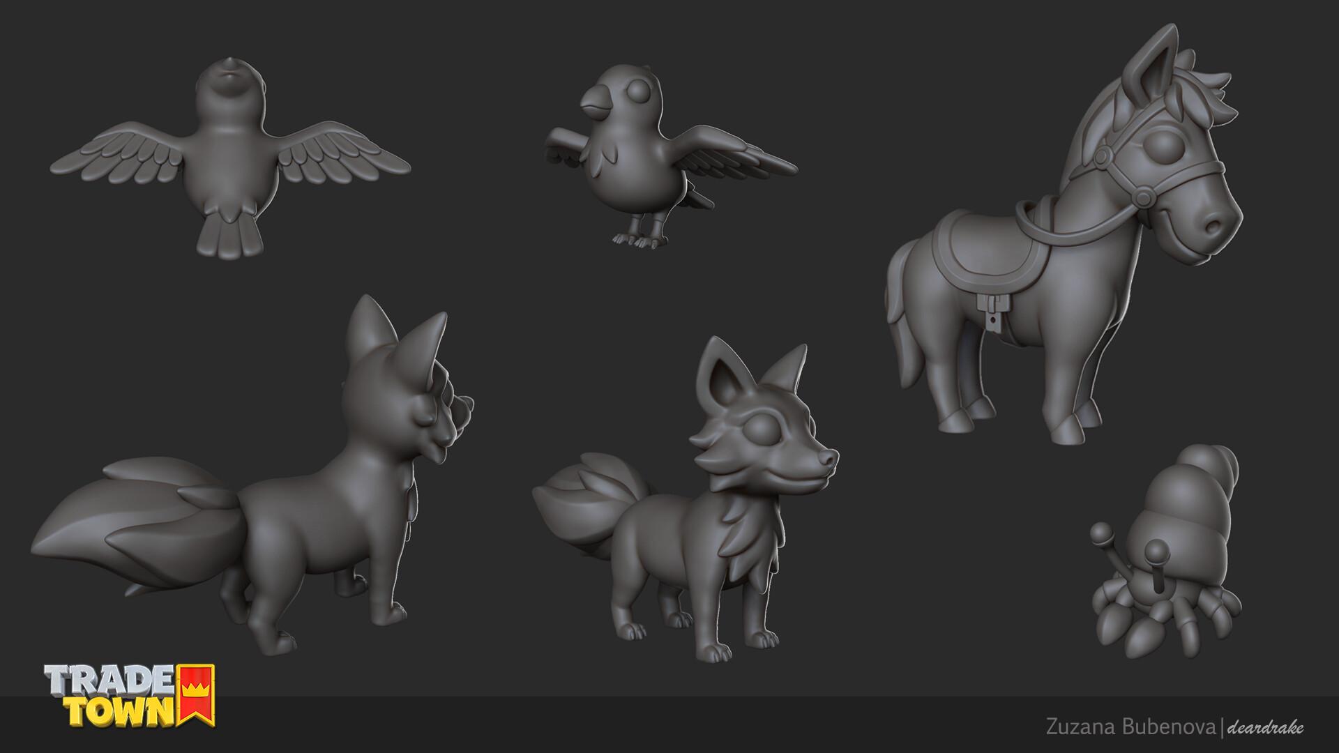 Zuzana bubenova animals