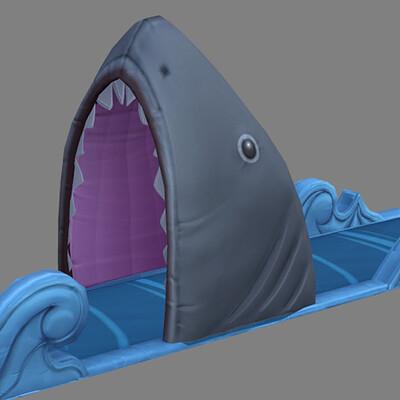 Joseph carabajal artstation thesims sharkslide color