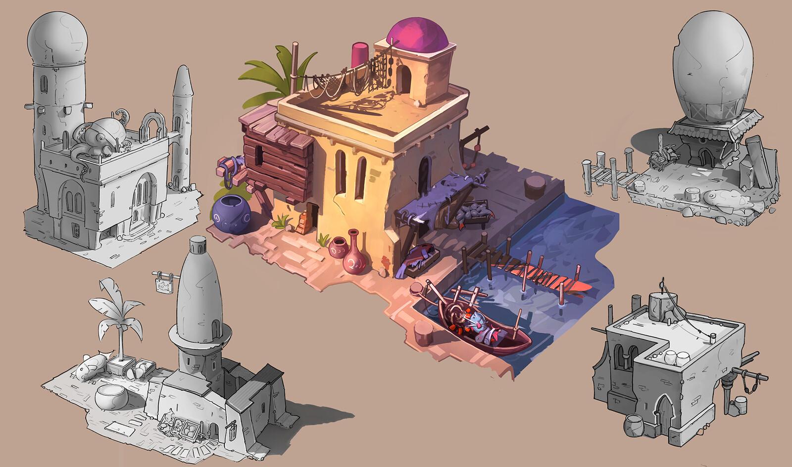 Harbor concepts