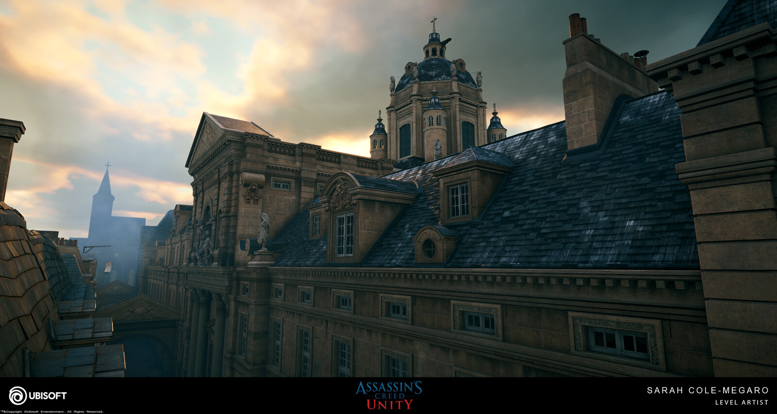 Assassins Creed Unity: Sorbonne