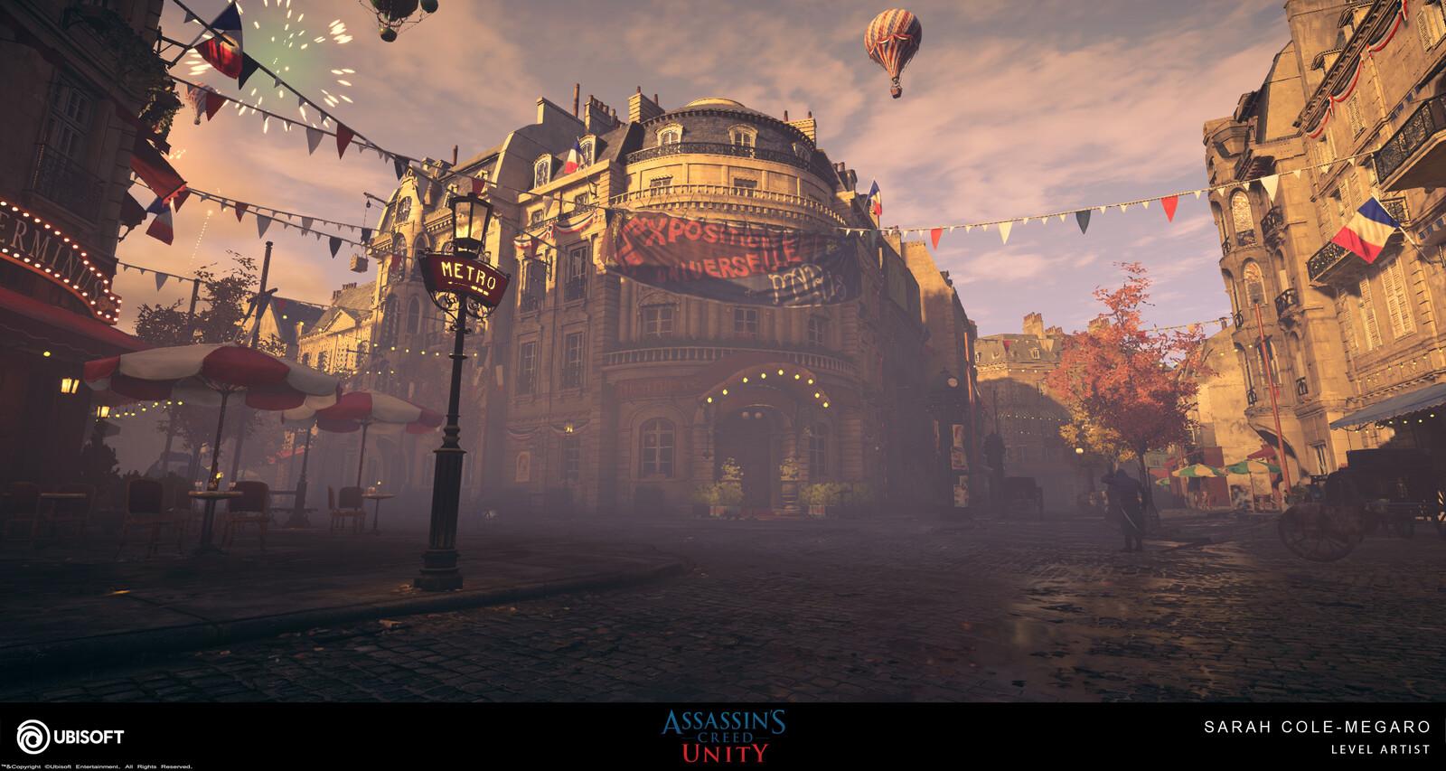 Assassins Creed Unity: Bellepoque Time Rift