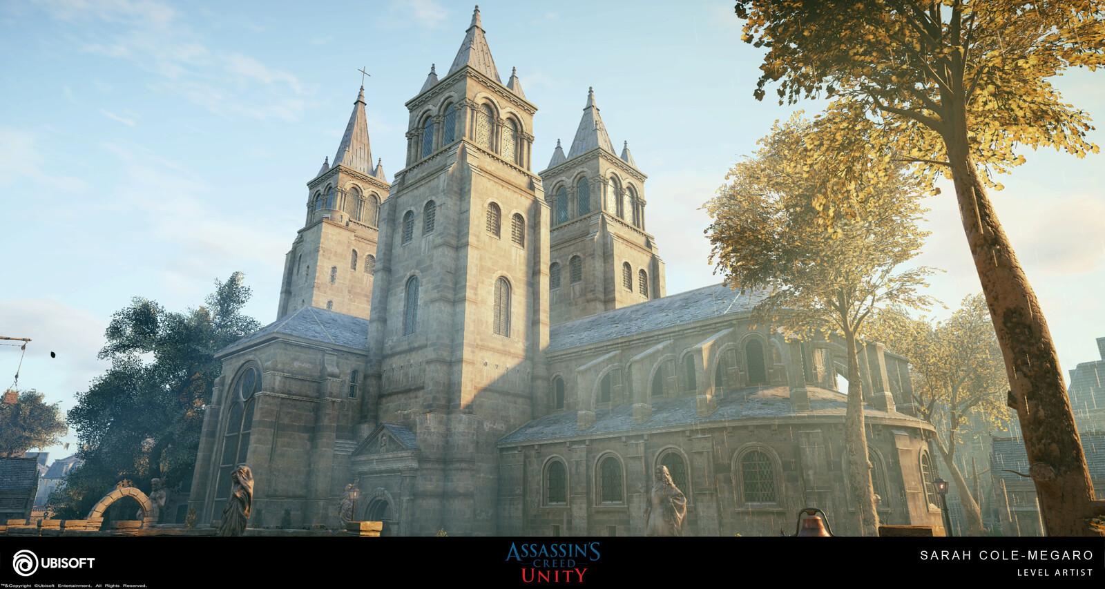 Assassins Creed Unity: Saint-Germain-des-Prés