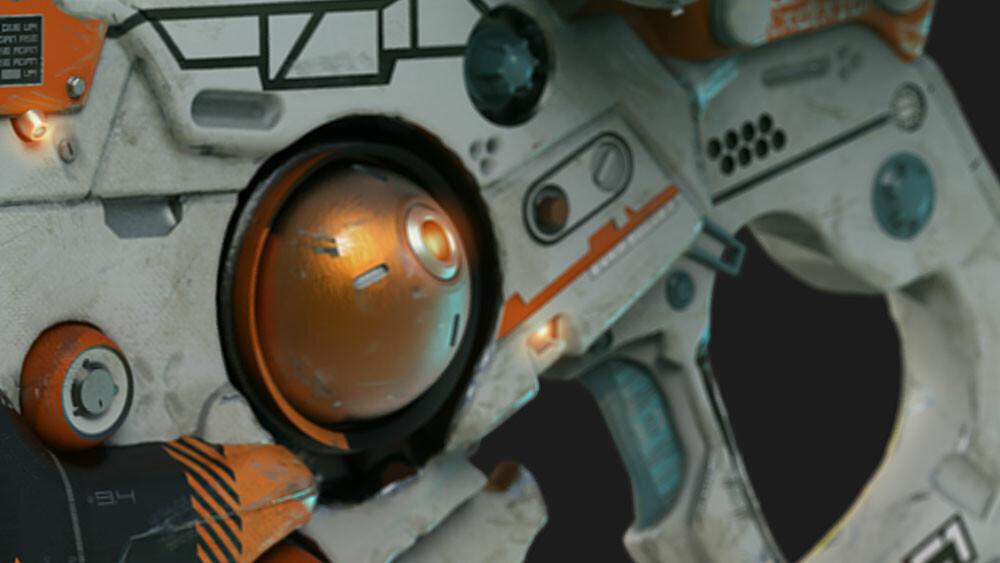 Pablo munoz gomez alien gun closeup3