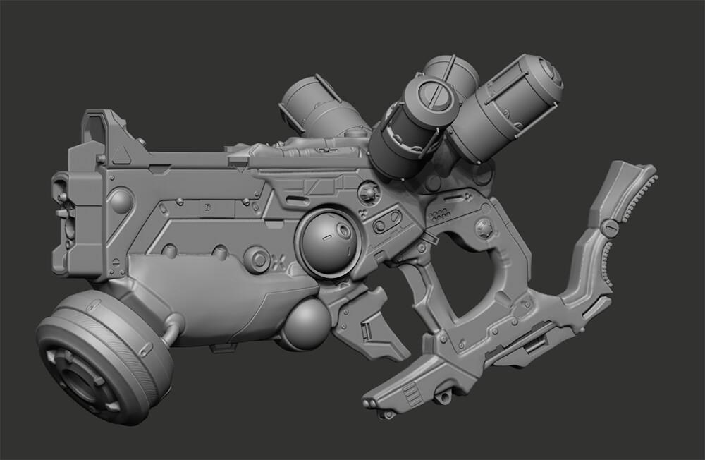 ZBrush Sculpt 2