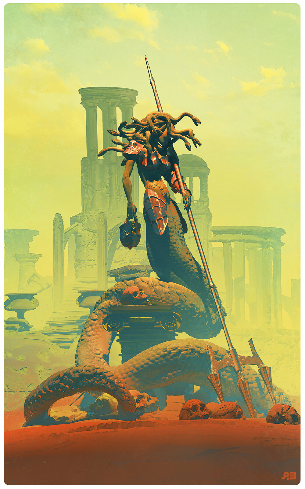 Pascal blanche cursed