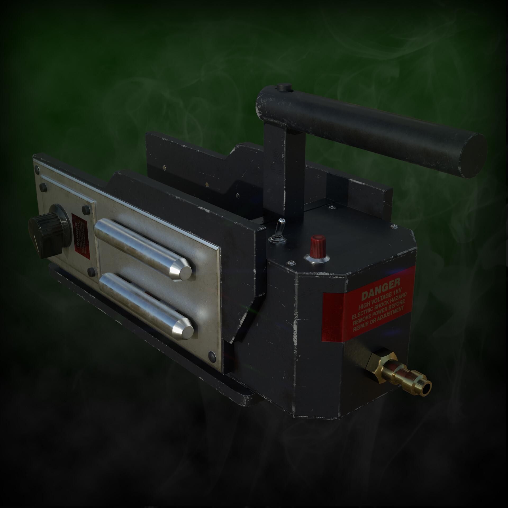 Thomas marrone ghostbusters trap wip 2019 07 14 03