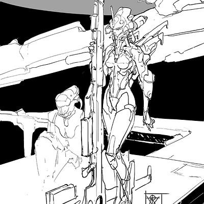 Atom cyber sketch break5