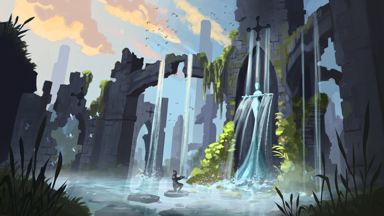 Final Environment Image for the King Arthur Challenge