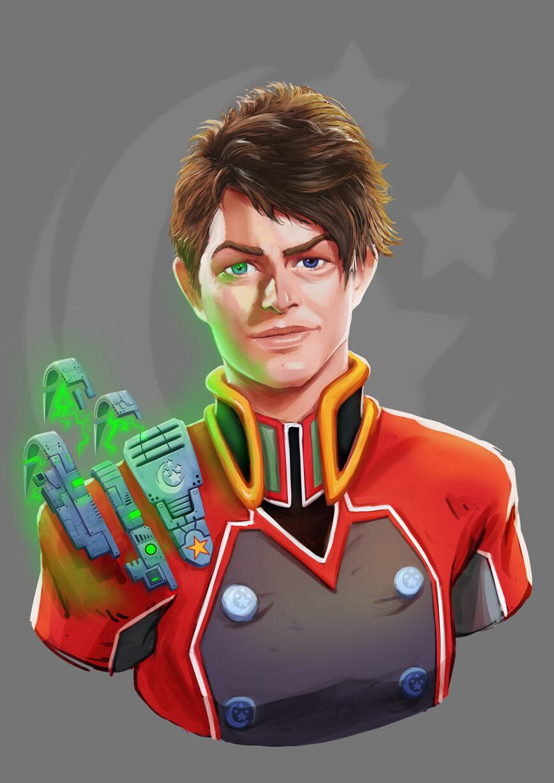 Space Rangers - Tech Ranger