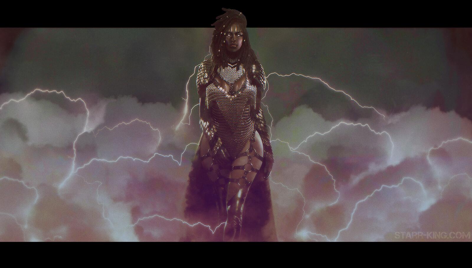 Queen of Storms