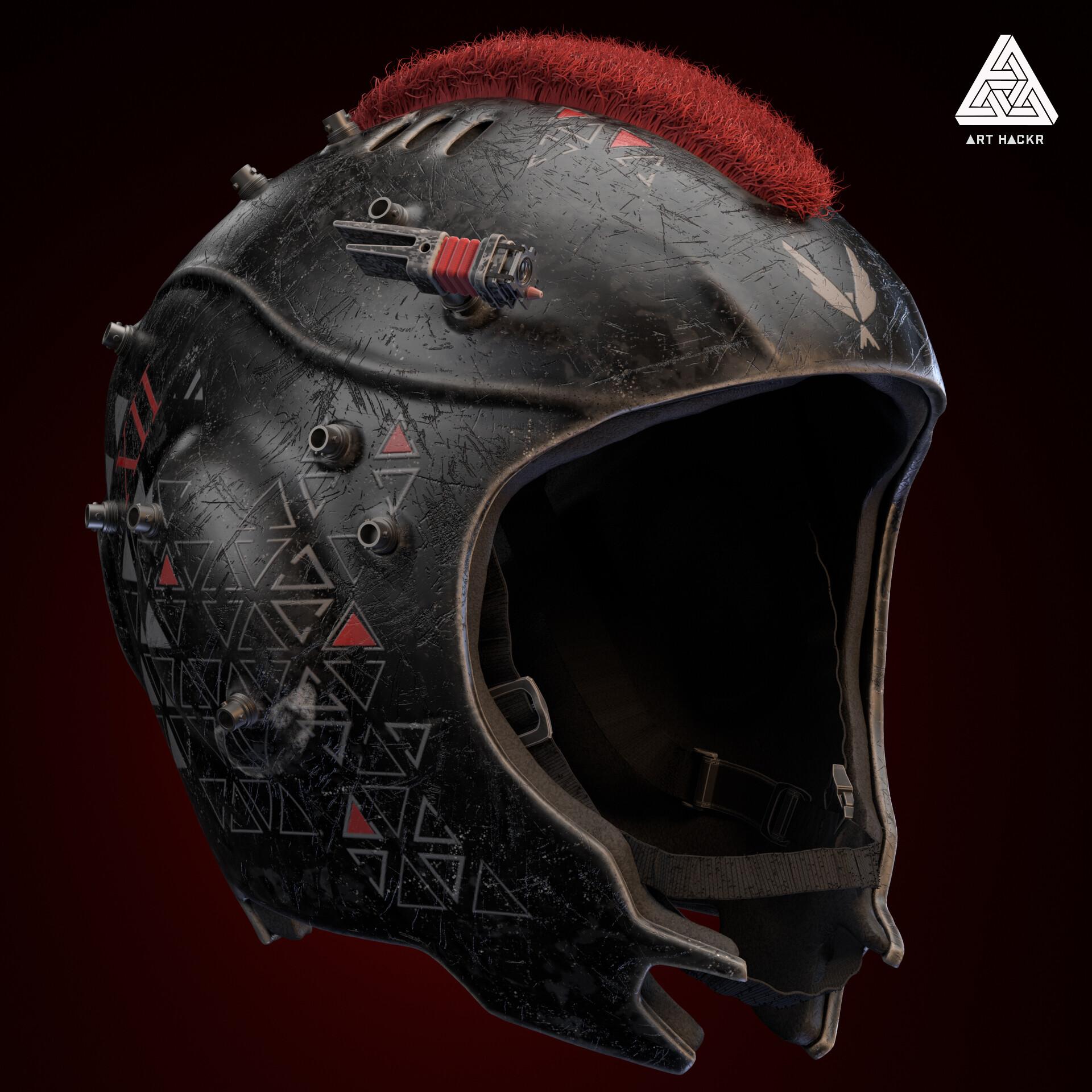 Rob walters 45 tactical helmet