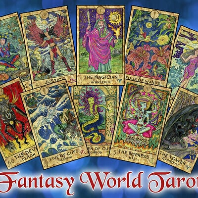 Vera petruk samiramay fantasy world color copy1