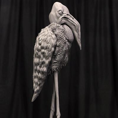 Surajit sen kartus digital sculpture surajitsen jul2019