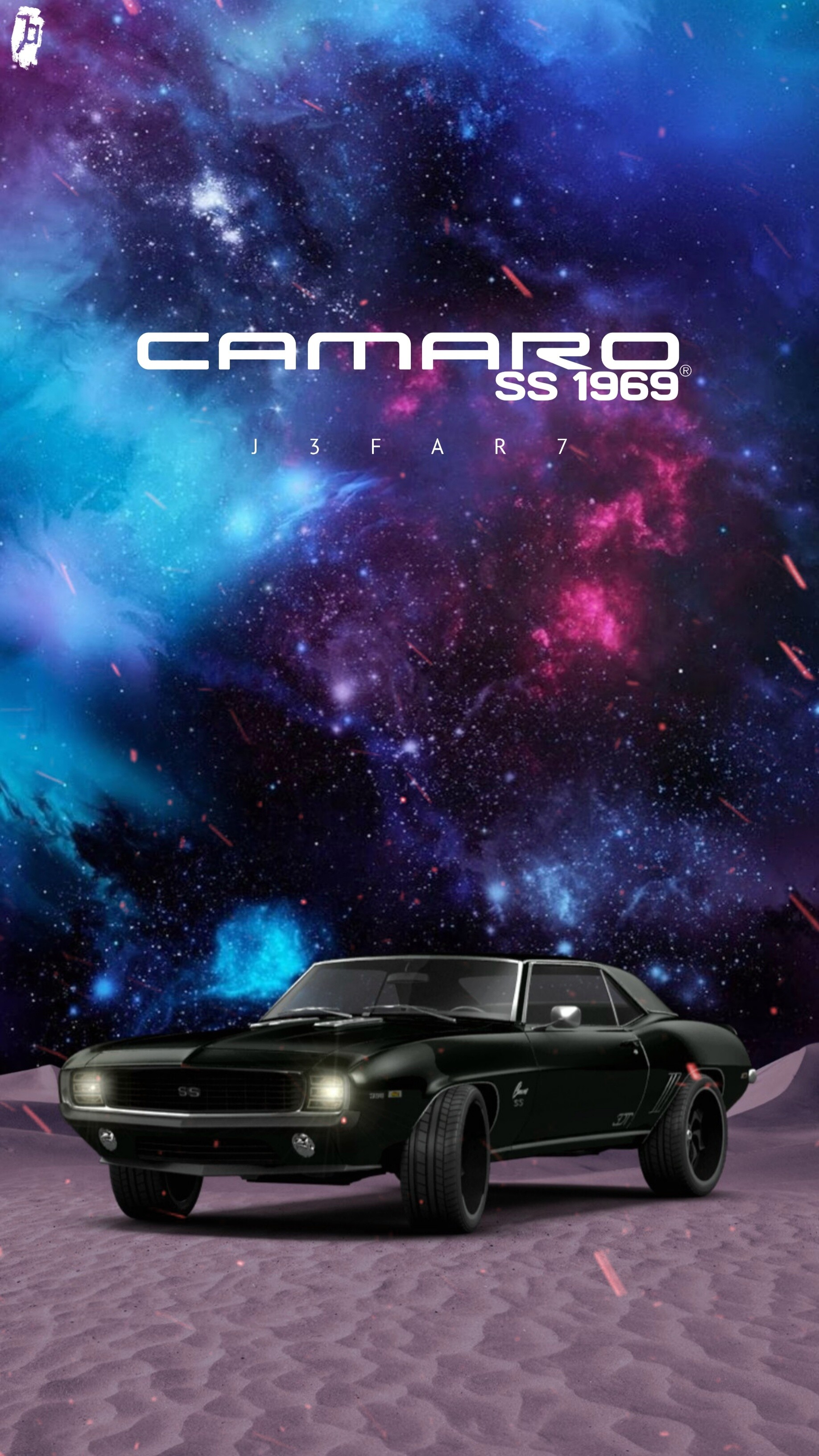 Camaro 69 Wallpaper