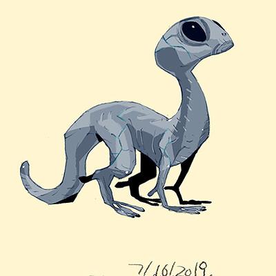 Satoshi matsuura 2019 07 16 alien dragon s