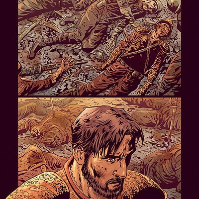 Piotr kowalski bloodborne 13 page 05 1