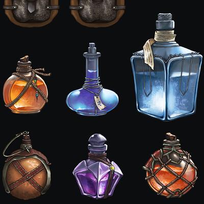 Ozge gungor potion bottles2