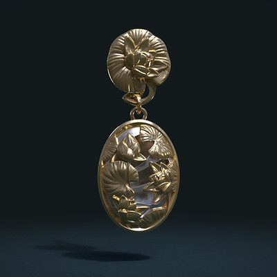 Alexander volynov wl earring 01